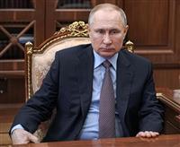 プーチン露大統領が自国産ワクチン接種 安全性アピールか