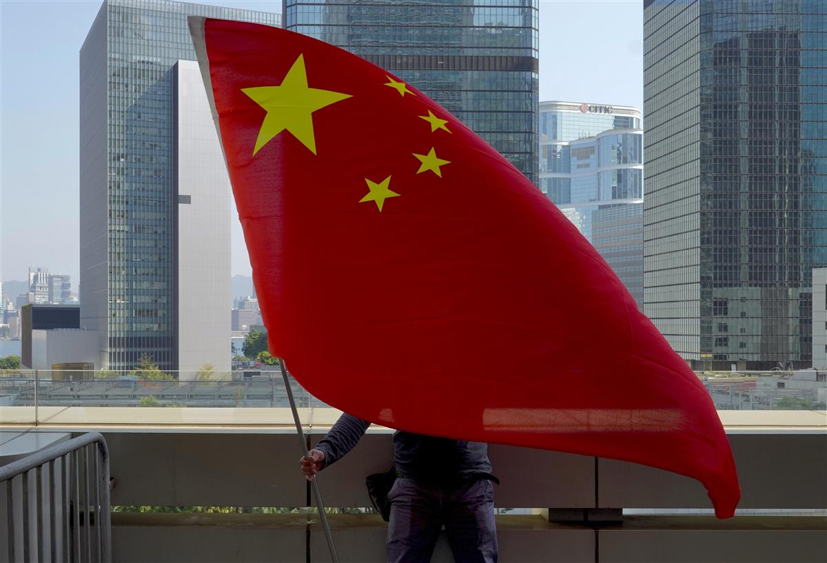 アキリーノ氏は、中国による台湾侵攻が「大多数の人たちが考えるよりも非常に間近に迫っている」と警告した(AP)