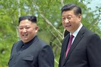 中国、北ミサイル発射に「情勢変化に重大な関心」