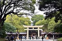 【100年の森 明治神宮物語】日本人の深い祈りを次代に 中島精太郎宮司に聞く