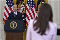 中国へ決然とした姿勢、されど「甘さ」もにじむ…バイデン大統領、初会見