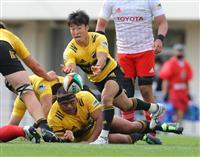 サントリー、神戸が5連勝 ラグビーTL第5節第2日
