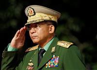 クーデター「避けられなかった」 ミャンマー軍総司令官
