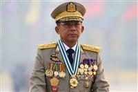 ロシア、ミャンマー国軍に接近 国防次官を記念日式典に派遣、影響力拡大狙う