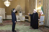中国、イランと25年間の包括協力協定調印 経済軸に対米共闘を強化