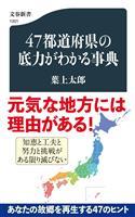 【気になる!】新書『47都道府県の底力がわかる事典』