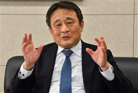 「DXで事業変革、他社連携も」と西鉄次期社長の林田氏