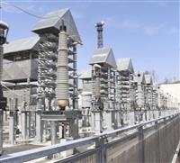 東西間の電力融通拡大 新変換所を公開