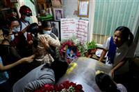 弾圧犠牲、計423人 ミャンマー、各地で追悼 国軍記念日に死者最悪