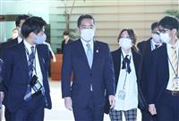 大阪・関西万博で空飛ぶクルマ実現へ 井上担当相「しのぎ削って」