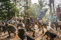 ミャンマー弾圧の犠牲510人に 手榴弾も使用
