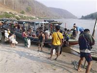 ミャンマー国軍による空爆で1万人が避難 デモ弾圧で死者510人