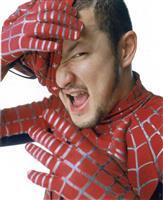 【話の肖像画】歌舞伎俳優・中村獅童(48)(11)歌舞伎で「スパイダーマン」!!