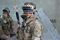 米陸軍ゴーグル端末供給へ マイクロソフト、10年で2兆4千億円