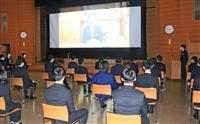 埼玉県、コロナ禍で入庁式見送り 大野知事はビデオメッセージ