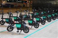 JR西日本が大阪など主要5駅で電動自転車貸し出し 10分110円