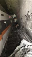 台湾列車事故 「邦人被害の情報ない」 外務省
