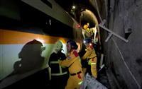 【動画あり】台湾東部の脱線事故、過去最悪50人死亡 日本人2人が軽傷