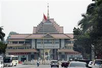 中国、ミャンマーに国境管理の強化求める 感染者流入警戒