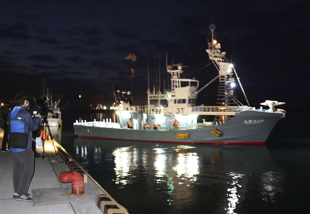 再開3年目の商業捕鯨開始 青森・宮城から出漁