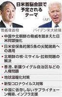 〈独自〉日米首脳、中国の人権に懸念共有へ ウイグル・香港「深刻」