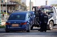 米首都の連邦議事堂敷地に乗用車が突入 警官1人が死亡 容疑者は射殺