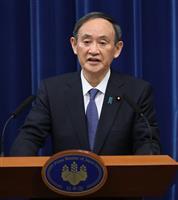 首相、蔓延防止措置の対象拡大「必要あれば躊躇なく」