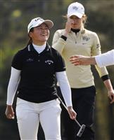 17歳の梶谷が初優勝 オーガスタ女子アマゴルフ