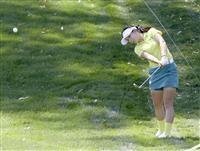 日本勢後退、パティ独走 ANA女子ゴルフ第3日