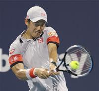錦織39位、西岡61位 男子テニスの5日付世界ランク