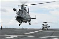 仏、日米豪印と共同訓練 中国けん制、ベンガル湾