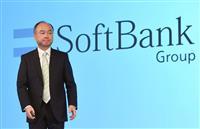 ロボ倉庫会社に3100億円出資 ソフトバンクG、株40%取得