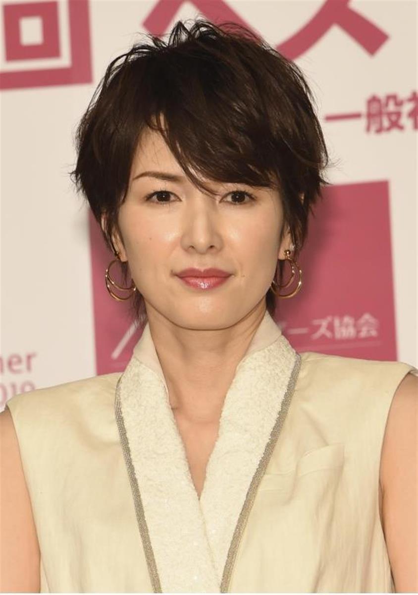 女優の吉瀬美智子さんが離婚