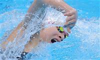 女子100自池江準決勝へ 瀬戸、萩野らも予選出場