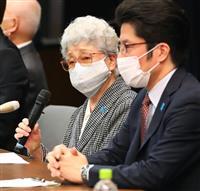 拉致被害者家族「命がなくなってきている」 菅首相に期限言及の新方針を手渡す
