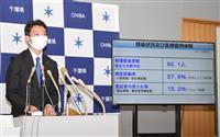 千葉・熊谷知事の初定例会見「首相と意見交換」