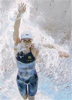 【チェックEYE】野口智博氏 競泳女子100自由形優勝の池江、精度に磨きかかる