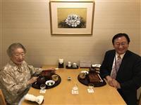【一聞百見】緒方貞子さんに導かれた学者で大使 前国連日本政府代表部大使・星野俊也さん