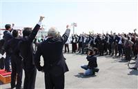福岡県知事選11日投開票 星野氏「大型事業先送り」 服部氏「命と健康守る」