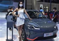 中国、3月の新車販売は75%増 コロナ禍の反動増…半導体不足に懸念
