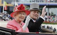 フィリップ殿下死去 エリザベス英女王の夫、99歳