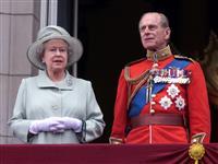 エリザベス女王の「心の支え」 危機にも2人で…フィリップ殿下死去