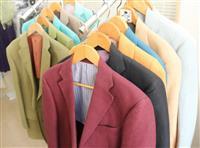 日本の智恵が凝縮 和紙布ジャケットで環境に配慮