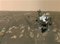 火星で11日にヘリ初飛行 ライト兄弟の「魂」搭載