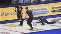 日本は6勝7敗で9位 カーリング男子世界選手権
