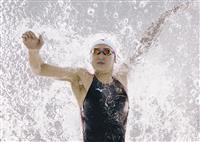 競泳・池江、日本選手権で望外の4冠締め 五輪へ「使命果たす」