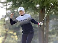 稲見がプレーオフ制し2週連続優勝 女子ゴルフ最終日