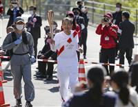 聖火リレー、奈良でスタート 遷都史たどり平城京の地へ