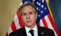 中国の台湾侵攻は「重大な間違い」と警告、米国務長官