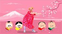 渡辺直美×モニカ トイのコラボアニメ完成 日本限定OPも